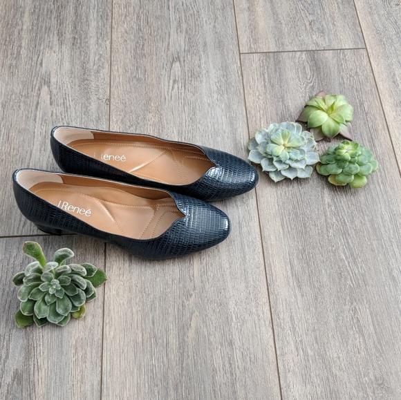 75e2b5e82c3 J. Renee Bambalina heeled flat
